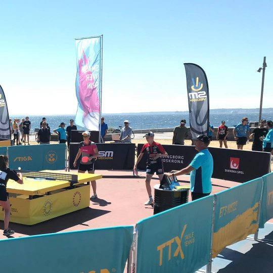 table tennis competitions, TTX, table tennis