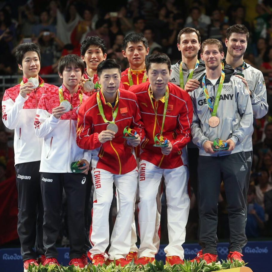 東京奧運乒乓球團體新賽制,奧運乒乓球團體新賽制,乒乓球