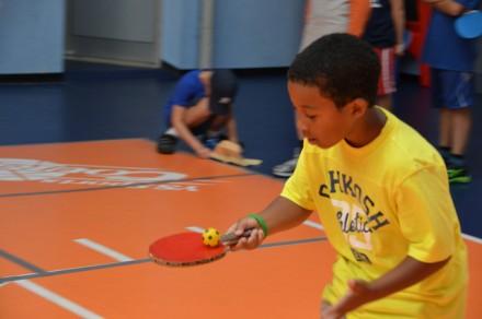 乒乓球訓練小朋友有何途徑?(下)(Image courtesy of USAG Vicenza at Flickr)