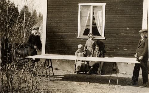 誰發明了乒乓球?(Image courtesy of Britt-Marie Sohlström at Flickr)