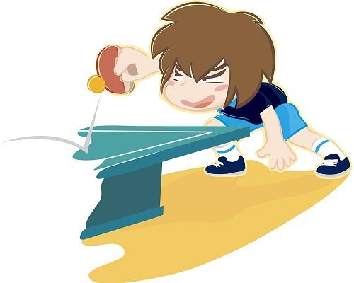 私人乒乓球訓練