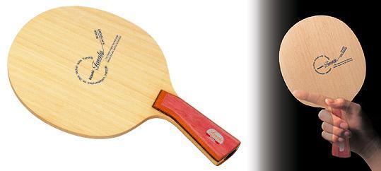 「水滴形」乒乓球拍(圖片來源:mytabletennis.net)