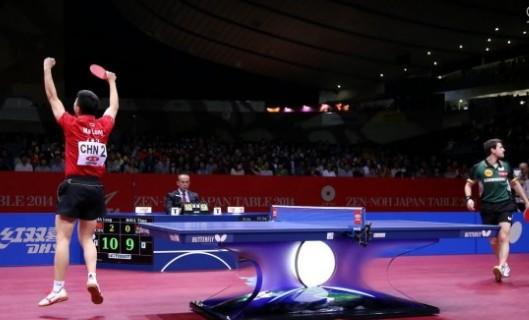 波爾錯失了擊敗馬龍、張繼科和中國乒乓球隊的良機?
