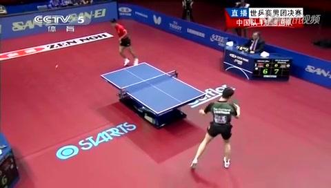 淺談由馬龍、張繼科和許昕出戰的東京世乒賽男團决賽