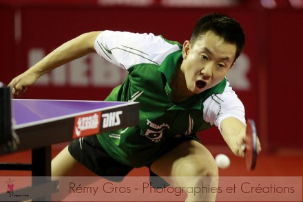 乒乓球規則改例,發球擦網繼續打好嗎? (Image Courtesy of Remy Gros)