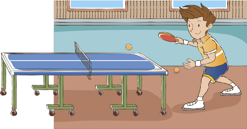 Table Tennis Class
