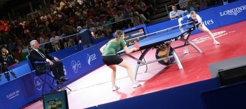 乒乓球比賽也有限時?鮮為人知的乒乓球規則──輪換發球 (Image courtesy of Guernsey Sports at Flickr)