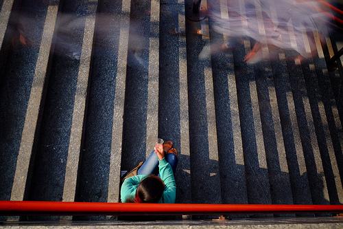 從學校乒乓球訓練班所見,也談學子輕生成風 (Image courtesy of Marco at Flickr)