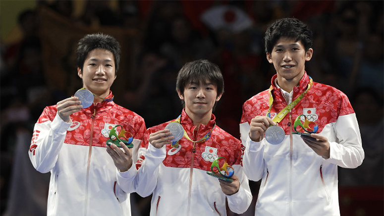 從日本乒乓球隊,窺見培育勁旅三要點(圖片來源:japanbullet.com)