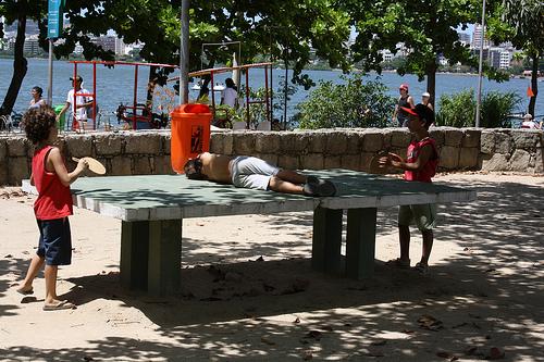 乒乓球訓練,三個忽略了足以令你徒勞無功的小處 (Image courtesy of Eduardo Otubo at Flickr)