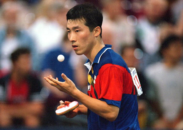 ITTF的大球政策,摧折了幾許乒乓球技術打法? (圖片來源:epochtimes.com)