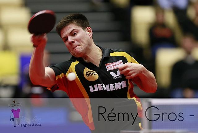乒乓球比賽改用ABS新球,旋轉型球員末日,也摧毀乒乓 (Image courtesy of Remy Gros at Flickr)