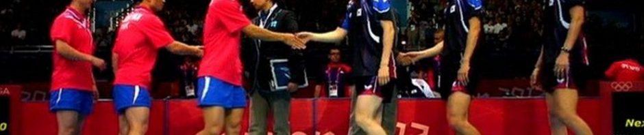 乒乓球比賽禮儀知多少?要好波更要有風度(圖片來源:網絡)