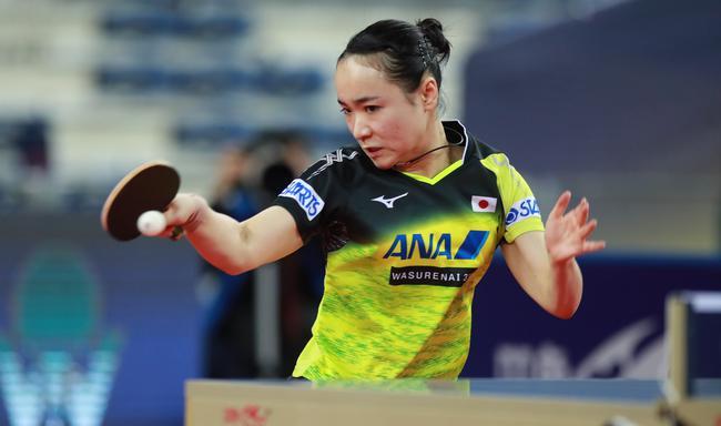 伊藤美誠勝負,帶來之三個乒乓球啟示(圖片來源:新浪體育)