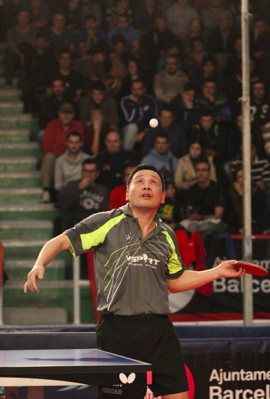 乒乓球絕招何處求?何以眾裡尋它千百度? (圖片來源:hiveminer.com)