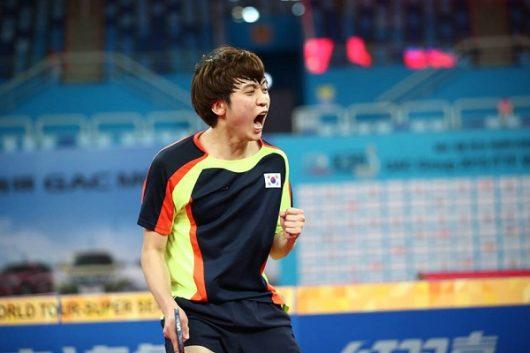 鄭榮植,樊振東,乒乓球,乒乓